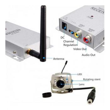 Wireless AV Camera